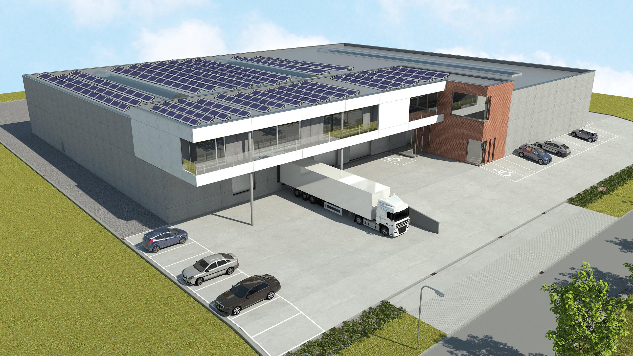 Nieuw gebouw GPC Europe