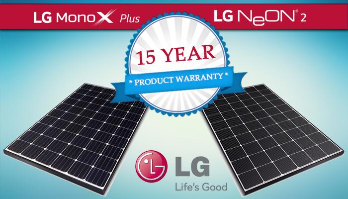 LG productgarantie
